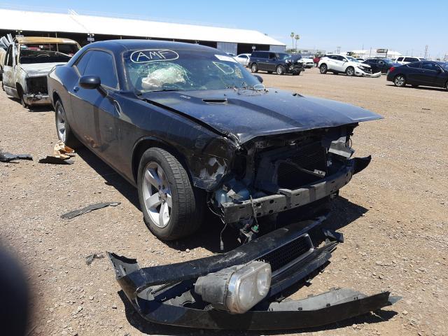Dodge Challenger salvage cars for sale: 2012 Dodge Challenger