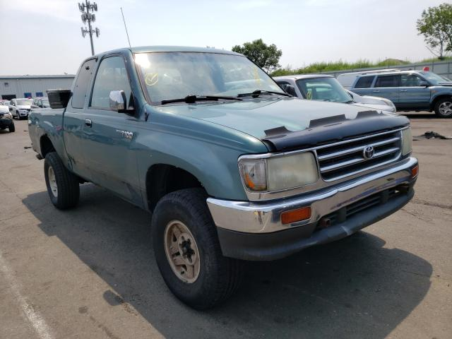 Toyota salvage cars for sale: 1998 Toyota SR5