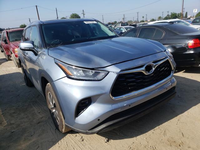 Toyota Vehiculos salvage en venta: 2020 Toyota Highlander
