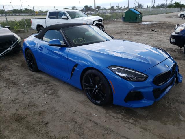 BMW Vehiculos salvage en venta: 2019 BMW Z4 SDRIVE3