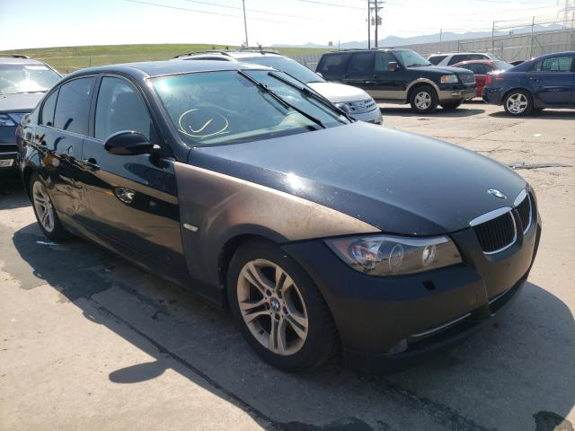 Salvage cars for sale from Copart Littleton, CO: 2008 BMW 328 I Sulev