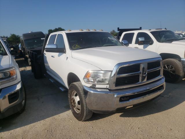 Vehiculos salvage en venta de Copart Grand Prairie, TX: 2012 Dodge RAM 3500 S