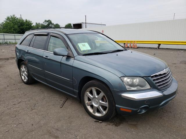 Salvage 2005 CHRYSLER PACIFICA - Small image. Lot 49220091