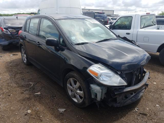 Salvage cars for sale at Mercedes, TX auction: 2012 Nissan Versa S