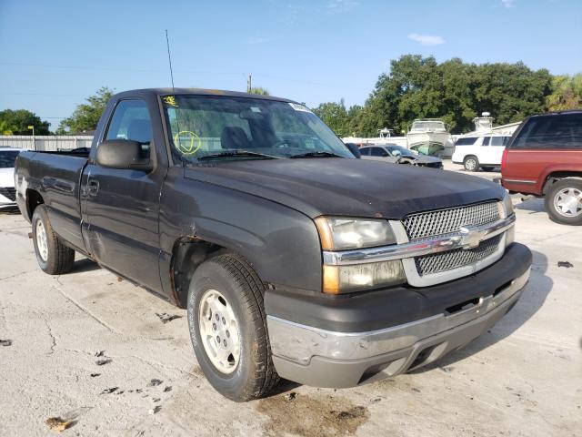 Salvage cars for sale at Punta Gorda, FL auction: 2004 Chevrolet Silverado