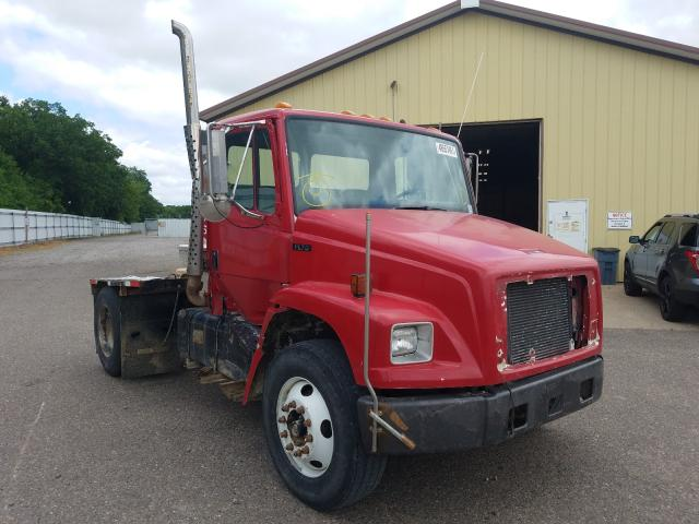 Freightliner Medium CON salvage cars for sale: 1995 Freightliner Medium CON