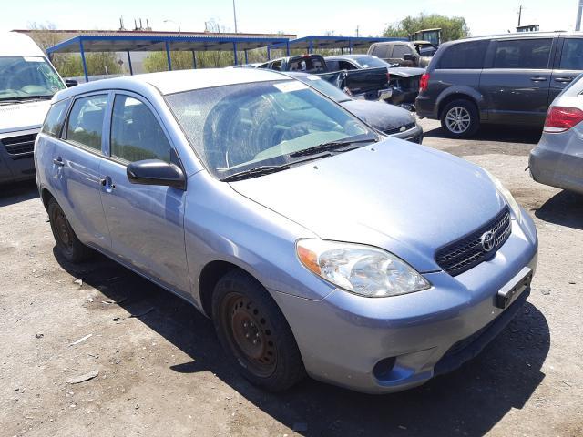 Vehiculos salvage en venta de Copart Las Vegas, NV: 2007 Toyota Corolla MA