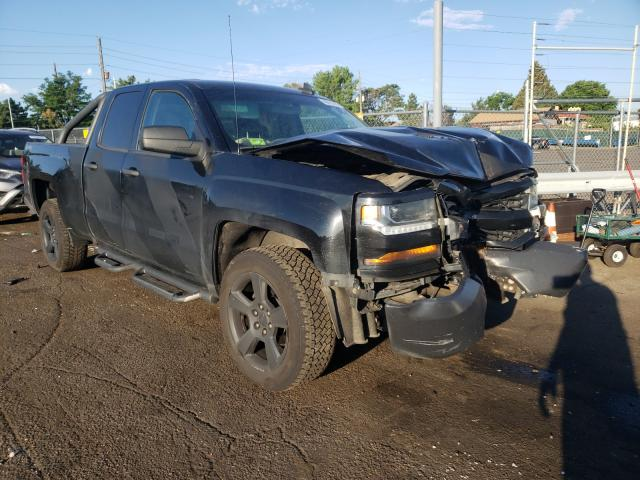Salvage cars for sale from Copart Denver, CO: 2017 Chevrolet Silverado