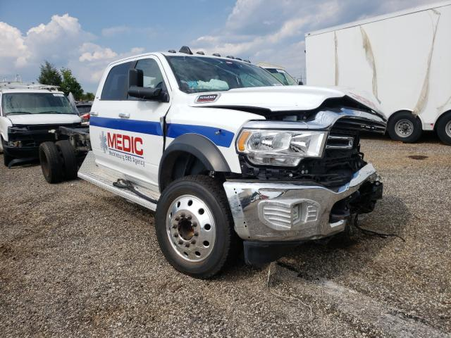 Salvage cars for sale from Copart Mocksville, NC: 2019 Dodge 5500