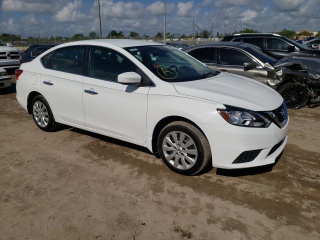 2018 Nissan Sentra S en venta en West Palm Beach, FL
