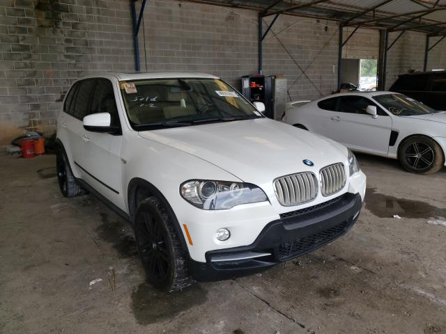 Salvage cars for sale from Copart Cartersville, GA: 2010 BMW X5 XDRIVE3
