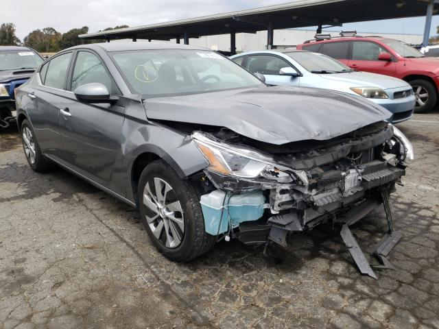 Salvage cars for sale from Copart Hayward, CA: 2020 Nissan Altima S