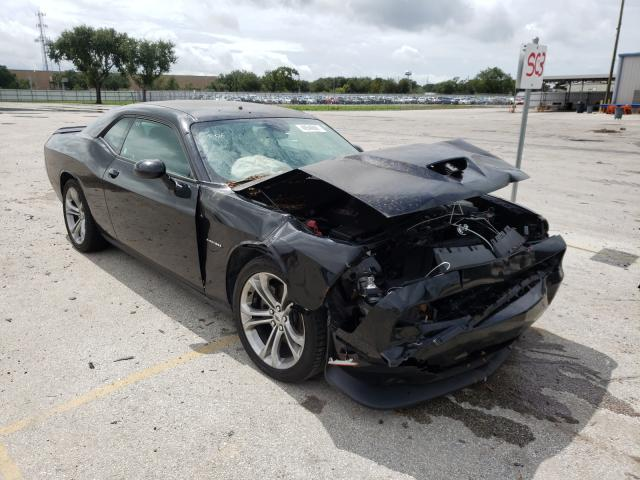 Salvage cars for sale from Copart Orlando, FL: 2020 Dodge Challenger