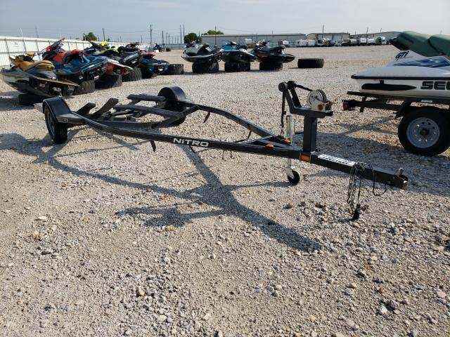 Salvage cars for sale from Copart Haslet, TX: 2001 Other Trailer