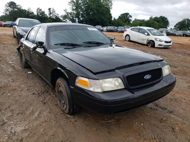 Salvage 2010 FORD CROWN VIC - Small image. Lot 49770151