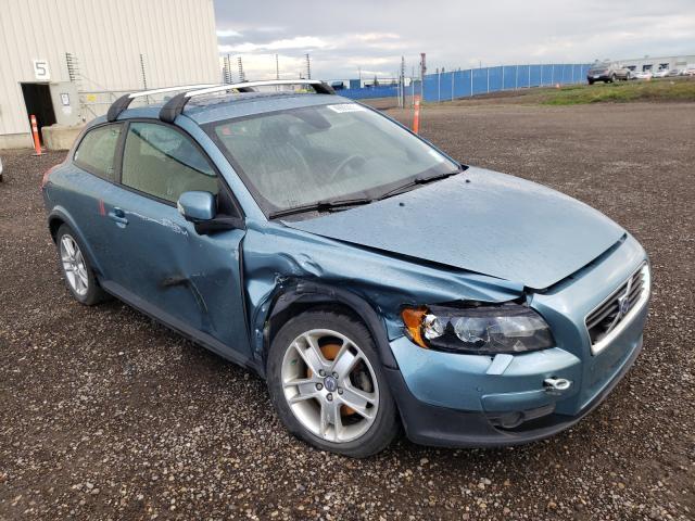 Vehiculos salvage en venta de Copart Rocky View County, AB: 2010 Volvo C30 T5