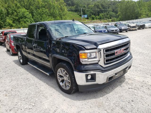 Salvage cars for sale from Copart Hurricane, WV: 2014 GMC Sierra K15