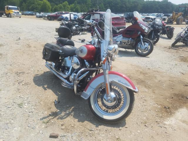 Salvage cars for sale from Copart Seaford, DE: 2004 Harley-Davidson FLS