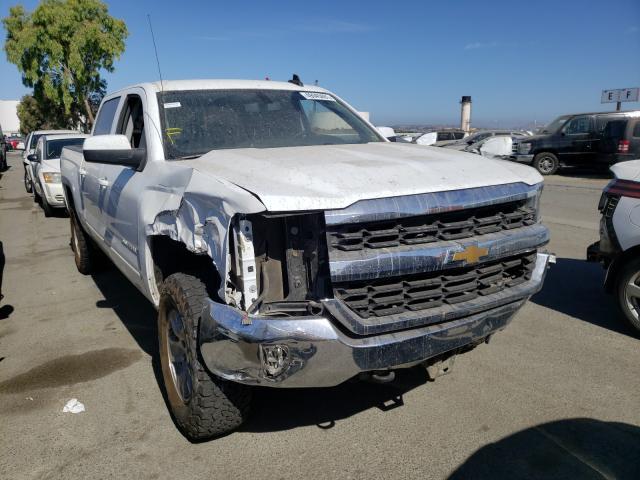 Vehiculos salvage en venta de Copart Martinez, CA: 2018 Chevrolet Silverado