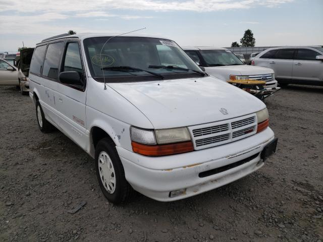 Salvage cars for sale from Copart Airway Heights, WA: 1994 Dodge Grand Caravan