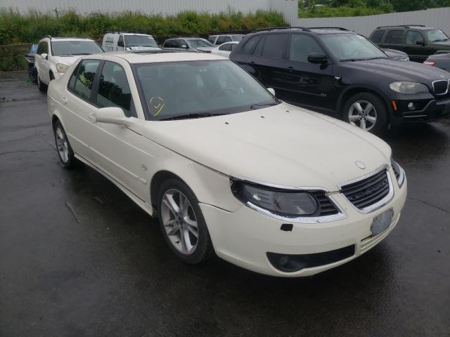 Saab salvage cars for sale: 2006 Saab 9-5