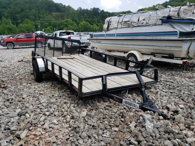 Salvage cars for sale from Copart Hurricane, WV: 2019 Trail King Utility