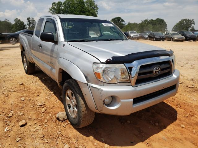 Salvage cars for sale from Copart China Grove, NC: 2009 Toyota Tacoma Prerunner