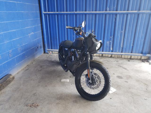 Salvage cars for sale from Copart Cartersville, GA: 2007 Harley-Davidson XL1200 N