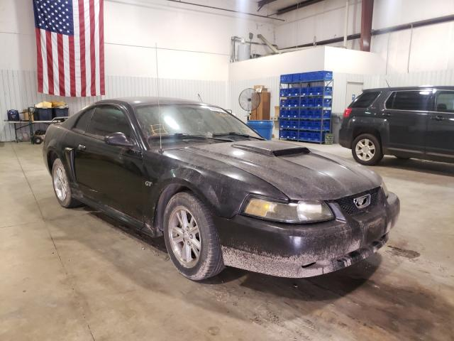 Salvage cars for sale from Copart Lufkin, TX: 2003 Ford Mustang GT