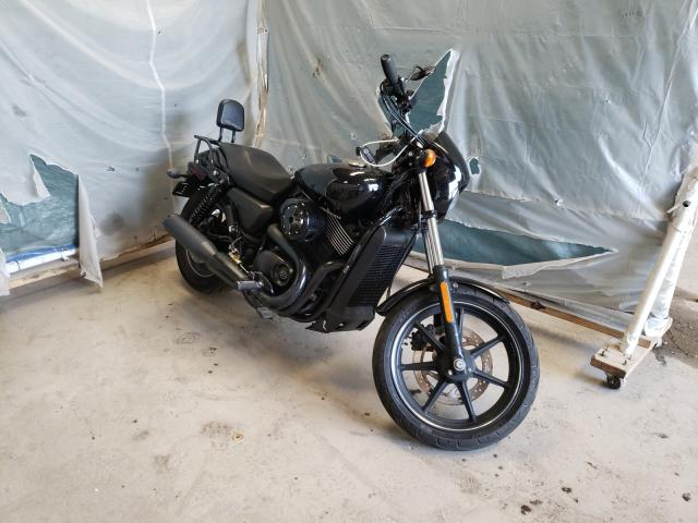 Salvage cars for sale from Copart West Warren, MA: 2015 Harley-Davidson XG750