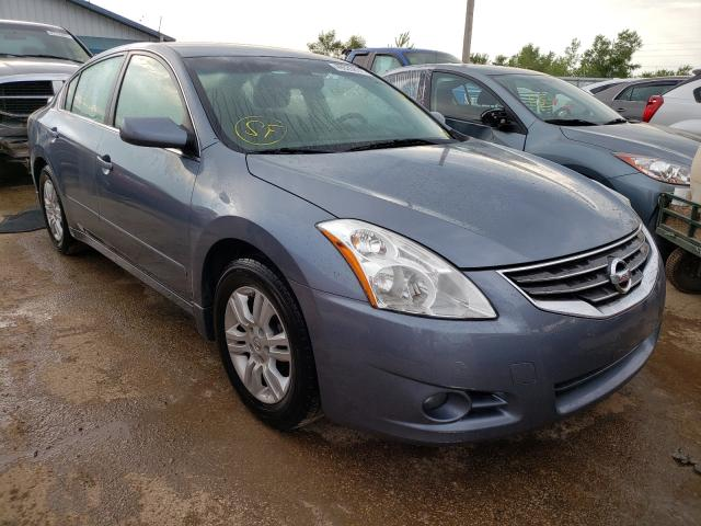 Salvage cars for sale from Copart Pekin, IL: 2012 Nissan Altima Base