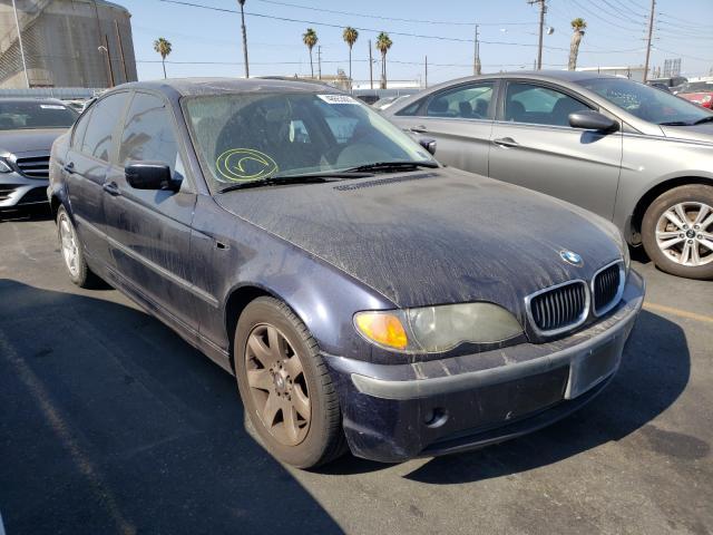 Vehiculos salvage en venta de Copart Wilmington, CA: 2002 BMW 3 Series