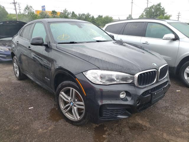 2017 BMW X6 SDRIVE3 en venta en Woodhaven, MI