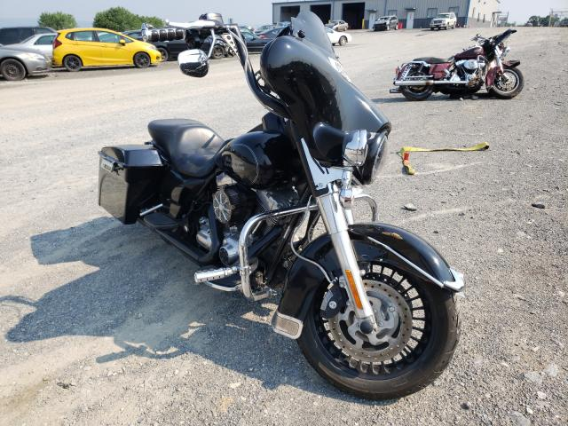 Salvage cars for sale from Copart Chambersburg, PA: 2009 Harley-Davidson Flht