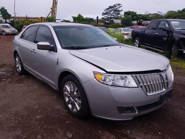 Salvage cars for sale from Copart Kapolei, HI: 2011 Lincoln MKZ