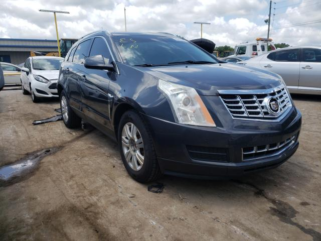 Salvage cars for sale from Copart Lebanon, TN: 2013 Cadillac SRX Luxury
