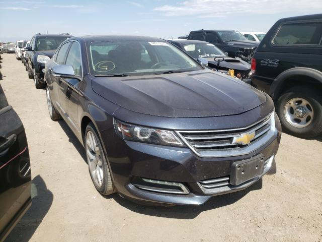 Salvage cars for sale from Copart Brighton, CO: 2014 Chevrolet Impala LTZ
