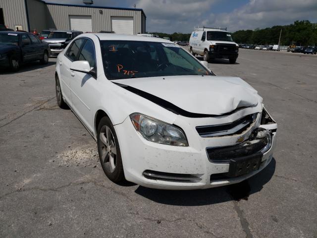 Vehiculos salvage en venta de Copart Rogersville, MO: 2009 Chevrolet Malibu 2LT