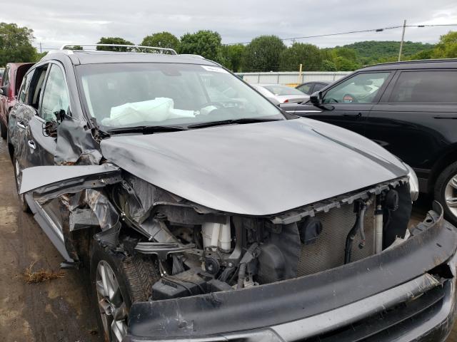 Infiniti QX60 salvage cars for sale: 2015 Infiniti QX60