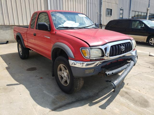 Salvage cars for sale from Copart Lawrenceburg, KY: 2004 Toyota Tacoma XTR