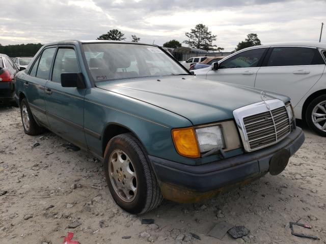 Mercedes-Benz 300 E salvage cars for sale: 1987 Mercedes-Benz 300 E