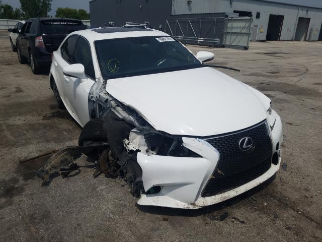 2015 Lexus IS 250 en venta en Dyer, IN