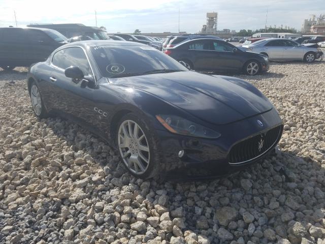 Maserati salvage cars for sale: 2008 Maserati Granturismo