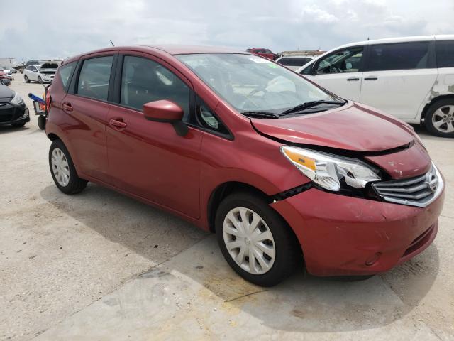 Vehiculos salvage en venta de Copart New Orleans, LA: 2016 Nissan Versa Note