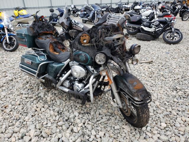 Harley-Davidson Flhtci salvage cars for sale: 2002 Harley-Davidson Flhtci