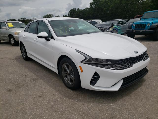 Salvage cars for sale from Copart Eight Mile, AL: 2021 KIA K5 LXS