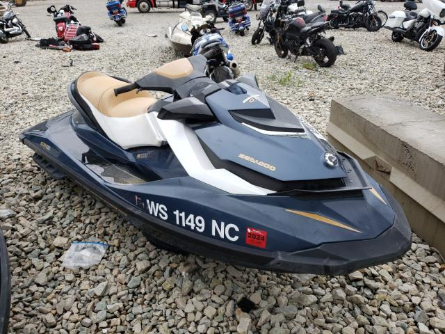 Salvage cars for sale from Copart Appleton, WI: 2011 Seadoo GTI
