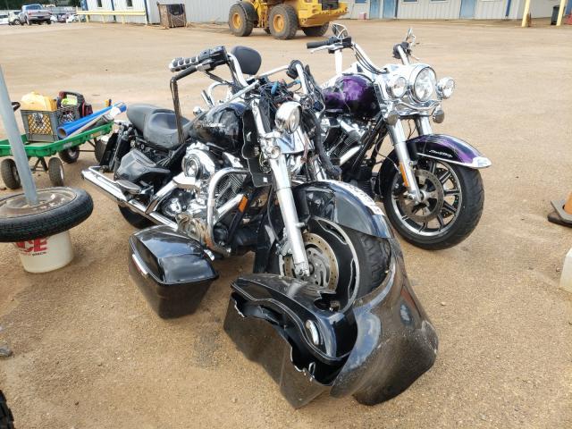 Vehiculos salvage en venta de Copart Longview, TX: 2007 Harley-Davidson Flhx