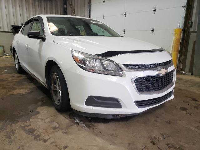 Salvage cars for sale from Copart West Mifflin, PA: 2014 Chevrolet Malibu LS
