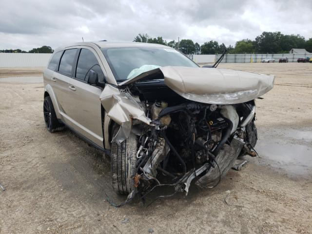 Salvage cars for sale from Copart Newton, AL: 2009 Dodge Journey SX